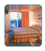 Costa Cruise Lines Staterooms and Suites