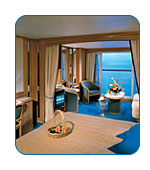 Seabourn Cruises Accommodations - Staterooms and Cabins