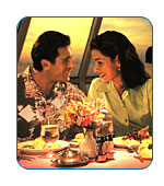 Royal Caribbean International Dining