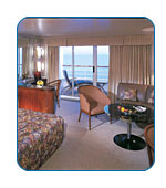 The luxury Cruise Difference. Spacious Accommodations and Suites.