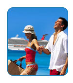 iCruise.com's Top 10 Honeymoon Cruises - #8: Diamond Princess