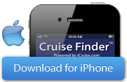 Click to download the Cruise Finder iPhone App.
